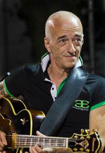 Fabio Mariani Akustik Trio al Bar Italia Jazz Club di Cassino