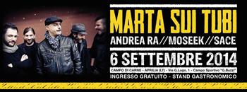 Festival Musicale Io Suono con Damiano torna con Marta sui tubi