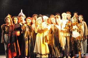 Forza venite gente, il musical di Michele Paulicelli al Gran Teatro di Roma e al Teatro Principe di Palestrina