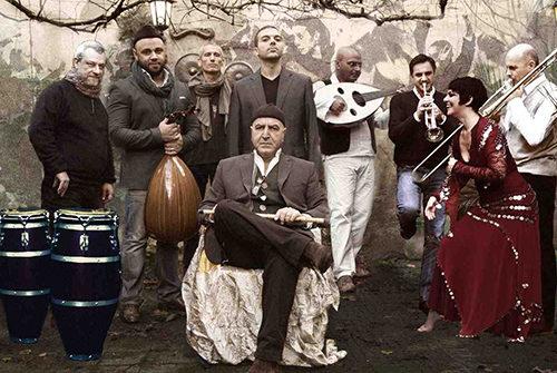 Festival Mediterraneo dell'Incontro: Musica e Danze Etniche. L'appuntamento al Centro Elsa Morante di Roma con Milagro Acustico, Orchestra Bottoni, Algeciras Flamenco, Mediterranti
