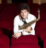 Francesco Cafiso in concerto all'Auditorium Parco della Musica di Roma