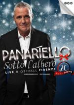 Giorgio Panariello, sold out all'Obihall di Firenze per la prima di Panariello sotto l'albero. Vent'anni dopo
