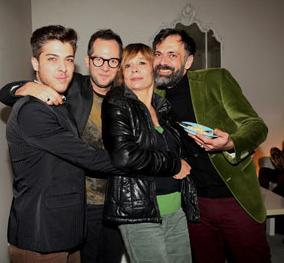 I trent'anni in stile New York del look maker Alessandro Messina