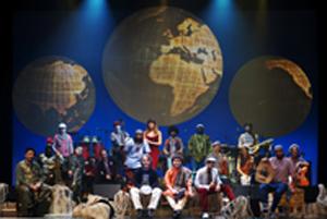 Il giro del mondo in 80 minuti 2014 con la partecipazione di Luca Barbarossa