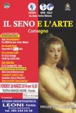 Il seno e l'arte, il convegno promosso dalla Fidapa al Teatro Remigio Paone