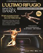 Invito alla danza: L'ultimo rifugio, spettacolo dentro il bunker antiatomico del Soratte