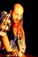 Kamikaze Number Five, della compagnia Phoebe Zeitgeist, con Woody Neri – in scena al Teatro dell'Orologio di Roma