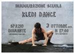 Kledi Dance, nuova inaugurazione a Roma