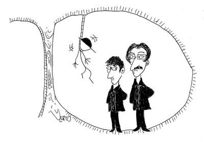 La Variante E.K. a 10 spettacoli per un teatro a Toffia. Uno spettacolo tragicamente comico
