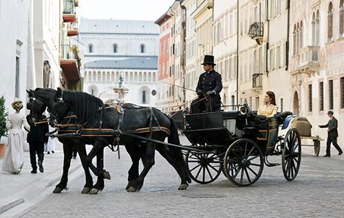 Trentino Film Commission, al via nuovi importanti set