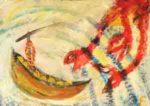 Lawrence Ferlinghetti – Sulla rotta di Ulisse, la mostra in corso al Museo Archeologico Nazionale di Napoli