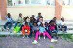 Le partite  di solidarietà al campetto ex di Donato. Giovani e forze dell'ordine in campo pro Centro Laila