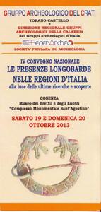 Le presenze longobarde nelle regioni d'Italia, alla luce delle ultime ricerche e scoperte
