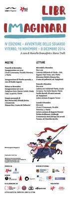 Librimmaginari 2014. Avventure dello sguardo