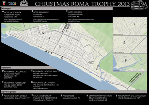Christmas Trophy. Torneo internazionale di basket Under 13 Maschile, torneo nazionale Under 14 Femminile