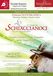 Lo Schiaccianoci, racconto e musica dal balletto al Teatro Parioli di Roma