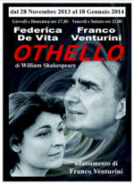 Othello di William Shakespeare al Teatro Flavio di Roma