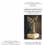 Il recupero della memoria, la personale di Adriana Montalto alla Galleria Eleuteri di Roma