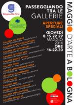 Maggio d'arte a Bologna