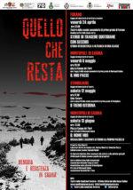 Va in scena la Resistenza in Sabina con il progetto della Regione Lazio per i 70 anni dalla Liberazione dal nazifascismo