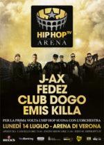 I gladiatori dell'hip hop italiano alla conquista dell'Arena di Verona
