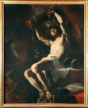 Mattia Preti dipinge San Sebastiano, la mostra in occasione delle celebrazioni per il IV centenario della nascita di Mattia Preti
