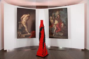 Cesare Berlingeri – Compenetrazione, la mostra in corso a Palazzo Arnone di Cosenza