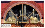 Mostra d'Oltremare, Building Comics, architetture della letteratura disegnata