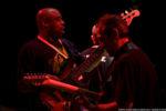 I New York Ska Jazz Ensemble sul palco del BOtanique 4.0 di Bologna