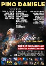 Pino Daniele, Napule e' – Tutta n'ata storia. Una nuova data dedicata al progressive napoletano al Pala Partenope di Napoli