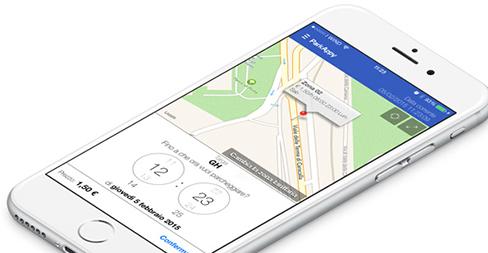 Roma SmartCity con ParkAppy, il nuovo servizio gratuito di Atac.Sosta sviluppato da XAOS systems e RedLab Technologies