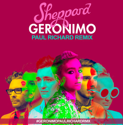 Paul Richard, è uscito il remix ufficiale italiano di Geronimo