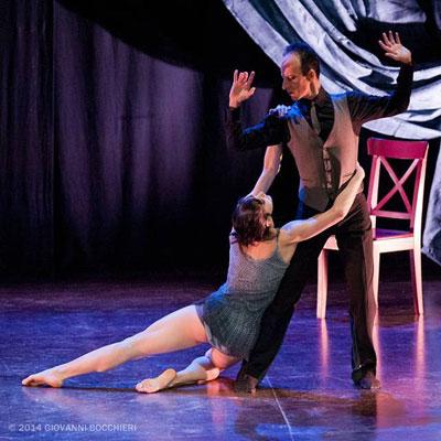 Per la giornata dei diritti umani …raccontar danzando al Teatro Remigio Paone di Formia