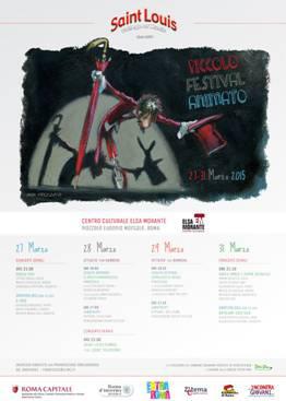 Piccolo Festival Animato, quattro imperdibili appuntamenti al Centro Culturale Elsa Morante di Roma