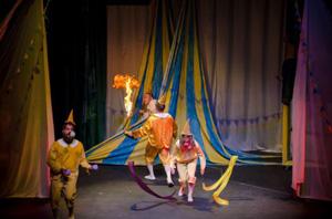 Pinocchio, del teatro del Drago di Ravenna, sbarca al Teatro Remigio Paone di Formia