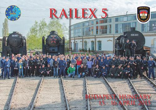 Ordine pubblico: esercitazioni al Museo Ferroviario di Budapest e scambio di esperienze con i colleghi europei