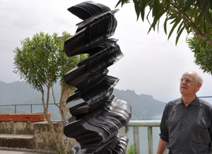 Ravello Festival, una grande mostra dedicata allo scultore inglese Tony Cragg
