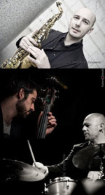 Paolo Recchia Trio al Gregory's Jazz Club Roma