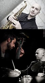 Paolo Recchia Trio al Gregory's Jazz Club Roma