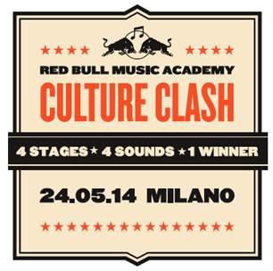 Red Bull Music Academy Culture Clash approda per la prima volta in Italia