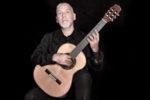 Roberto Fabbri con il Guitar Quartet' the Four Flowers String Quartet in concerto al Supercinema di Loreto Aprutino