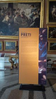 Mattia Preti: un giovane nella Roma dopo Caravaggio alla Galleria Nazionale d'Arte Antica di Roma a Palazzo Corsini