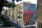 Sanba, saranno gli  Street Artist Liqen E Agostino Lacurci a dipingere le quattro facciate degli edifici di San Basilio