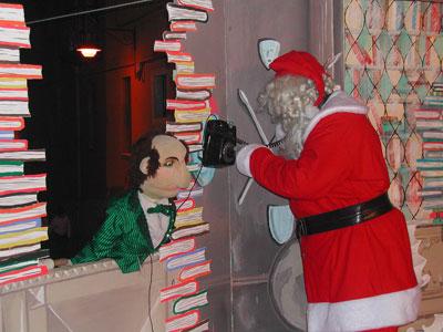 Santa Claus e la maledizione del faraone in scena al Teatro Ariston, Gaeta