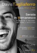 Serata in Romanesco, da Pasolini a Trilussa, per ridere e riflettere