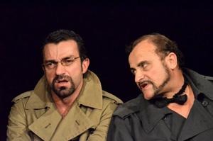 Senza Sipario, gli appuntamenti al teatro Remigio Paone proseguono con lo spettacolo Sigmund e Carlo