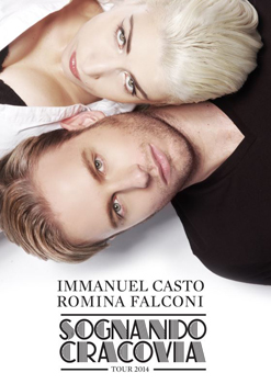 Sognando Cracovia, il video del brano di Immanuel Casto e Romina Falconi è online