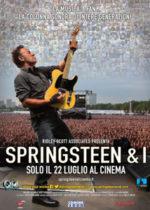 Springsteen & I, il 22 luglio in contemporanea mondiale in 50 Paesi