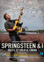 Springsteen e I, l'evento musicale dell'estate al cinema