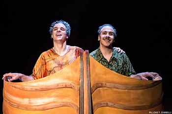 OfficinaTeatro presenta la Stagione Teatrale di Officina Teatro a San Leucio